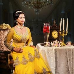 Пазл онлайн: Принцессы в индийском стиле