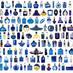 Пазл онлайн: Ароматы в синем