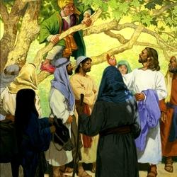 Пазл онлайн: Проповедь